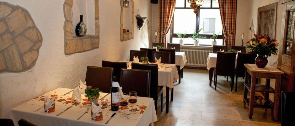 Landgasthof und Hotel Imhof in Neuhof/Rommerz